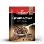 Приправа Смесь перцев Pripravka 30г - купить, цены на Novus - фото 1