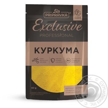 КуркумаPripravka Exclusive Professional 60г - купить, цены на Novus - фото 1