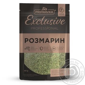РозмаринPripravka Exclusive Professional 40г - купить, цены на Novus - фото 1