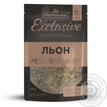 ЛёнPripravka Exclusive Professional 100г - купить, цены на Novus - фото 1