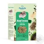Food for hamsters Priroda Hamster 500g