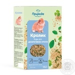 Food for rabbits Priroda Rabbit 500g