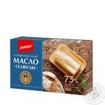 Масло Глобино Селянское сладкосливочное 73% 180г