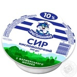 Cottage cheese Prostokvashino 10% 300g