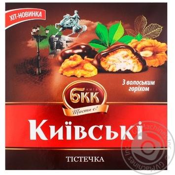 Пирожное БКК Киевский орех 200г