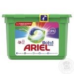 Капсулы для стирки Ariel Pods Все-в-1 Color 15шт