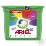 Ariel Pods 3 In 1 Color Washing Capsules 23pcs 28,8g