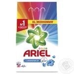 Стиральный порошок Ariel 2в1 Color Lenor Effect автомат 4500г