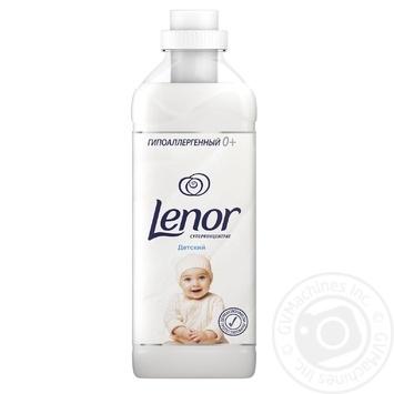 Кондиционер для белья Lenor для чувствительной и детской кожи 1л