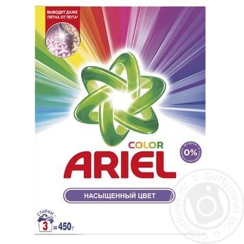 Стиральный порошок Ariel Color автомат 450г