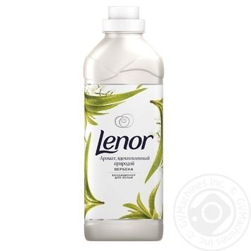 Кондиционер для белья Lenor Вербена 910мл - купить, цены на Novus - фото 1