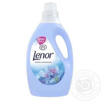 Lenor Conditioner is concentrated for linen Scandinavian Spring 2,905l