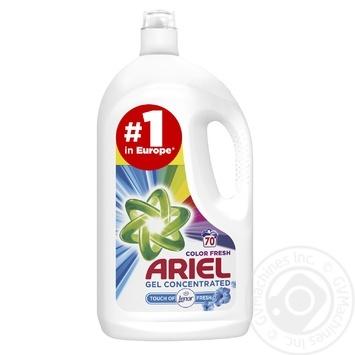 Ariel Touch Of Lenor Color Liquid Washing Powder 3,85l