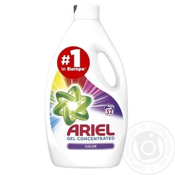Гель для стирки Ariel Color 2,86л