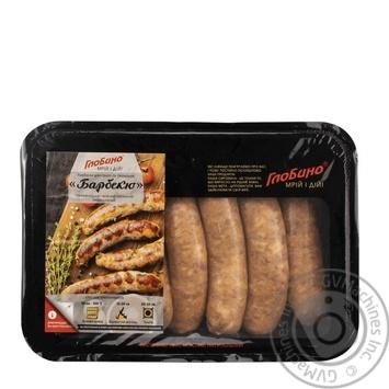 Колбаски Глобино Барбекю охлажденные 500г - купить, цены на Ашан - фото 1