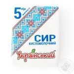 Творог Богодуховский молзавод украинский 5% 200г