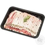 Бекон свиной охлажденный - купить, цены на Метро - фото 1