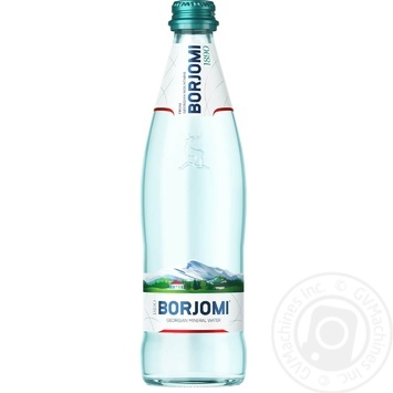Borjomi Mineral Carbonated Water 0.5l - buy, prices for MegaMarket - image 1