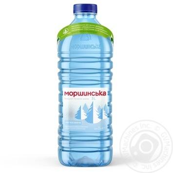 Still natural mineral water Morshynska 3l - buy, prices for MegaMarket - image 1