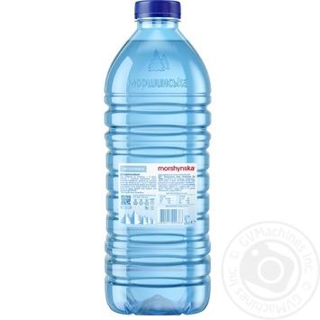 Вода Моршинська природна негазована 3л - купити, ціни на Novus - фото 2