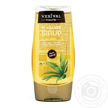 Verival Organic Agave Syrup 250ml - buy, prices for CityMarket - photo 1