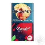 Сигареты Davidoff Reach Fusion - купить, цены на СитиМаркет - фото 2