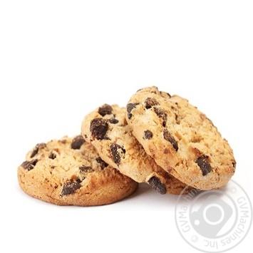 Печенье Добрий смак Овсяноесз шоколадными каплями