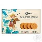 Печенье Grona Napoleon со вкусом топленого молока 228г