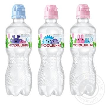 Вода Моршинка негазированная детская 0,33л - купить, цены на Метро - фото 1
