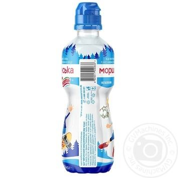 Morshynska Sportik Still natural mineral water 0,33l - buy, prices for MegaMarket - image 3