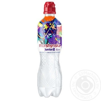 Morshynska Sport non-carbonated mineral water 500ml - buy, prices for MegaMarket - image 1