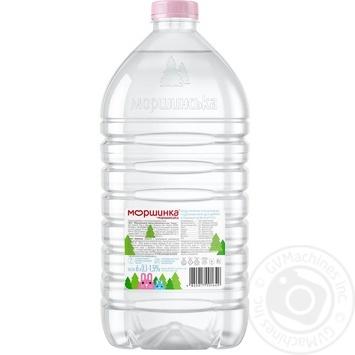 Вода минеральная Моршинская негазированная для детей 6л - купить, цены на МегаМаркет - фото 2