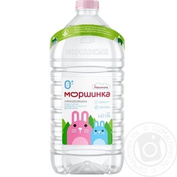 Morshynka non-carbonated water 6l - buy, prices for Furshet - image 1