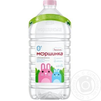 Вода минеральная Моршинская негазированная для детей 6л - купить, цены на Фуршет - фото 1