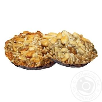 Печенье Престиж Талер с тыквенными семечками