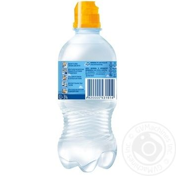 Aqua niania Sport non-carbonated for children water 330ml - buy, prices for Furshet - image 2