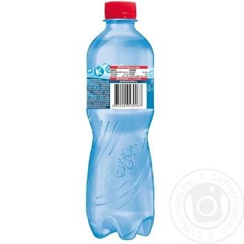 Минеральная вода Миргородская природная сильногазированная 0,5л - купить, цены на Novus - фото 2