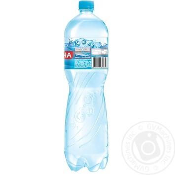 Мінеральна вода Миргородська Лагідна природна слабогазована 1,5л - купити, ціни на МегаМаркет - фото 2
