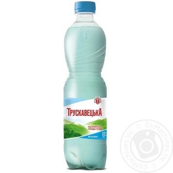 Минеральная вода Трускавецкая природная негазированная 0,5л - купить, цены на Novus - фото 1