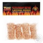 Zeus Wood Fiber Firelighter 50g
