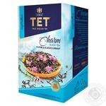 Чай ТЕТ Charm чорний 20шт*2г