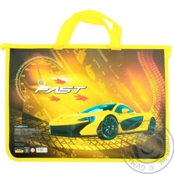 Портфель Cool for School на блискавці - купити, ціни на Метро - фото 1