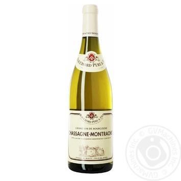 Wine Chassan-Montrachet Bouchard Pere&Fils white dry 0.75l - buy, prices for Furshet - image 1