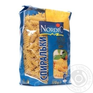 Nordic Spirals Pasta 500g - buy, prices for Novus - image 1