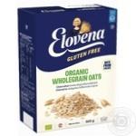 Elovena organic oatmeal from whole grain 500g