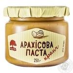 Арахісова паста Інша їжа кранч 250г