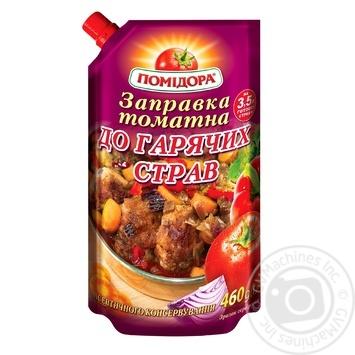 Заправка Помидора Для горячих блюд томатная 460г - купить, цены на Таврия В - фото 1