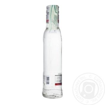 Водка Хортиця Серебряная прохлада особая 40% 0,2л - купить, цены на Фуршет - фото 2