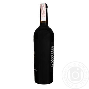 Вино Tetri Саперави красное сухое 0,75л - купить, цены на Фуршет - фото 2