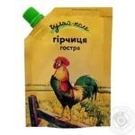 Gulyay-pole Spicy Mustard 130g